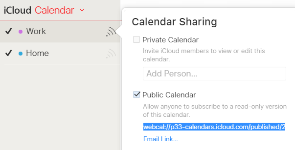 Linking your Apple/iCloud Calendar to Google Calendar – Help